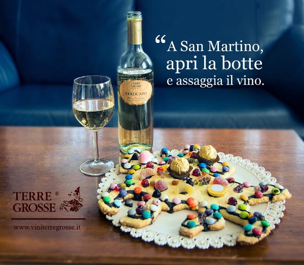 Dolce di San Martino